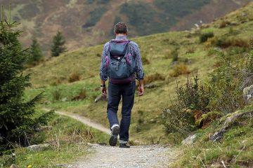 szlak w Górach Bialskich